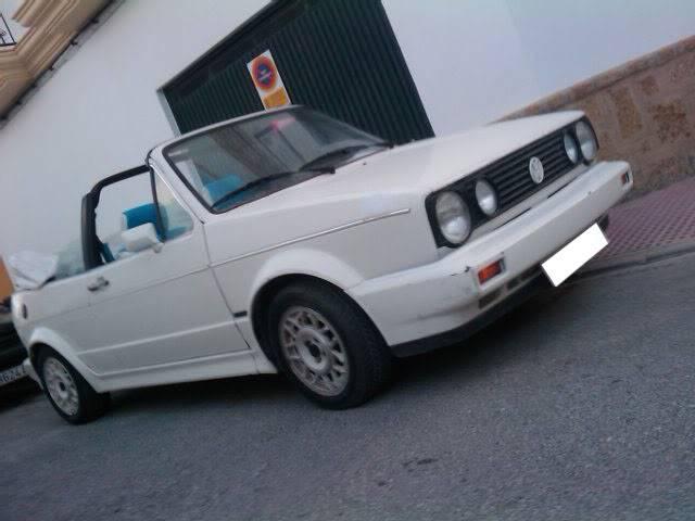 VW Polo y VW Golf Cabriolet Karmann --- =Ragar= IMAG0067