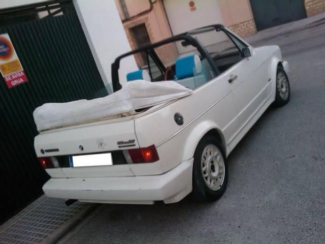 VW Polo y VW Golf Cabriolet Karmann --- =Ragar= IMAG0069