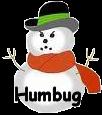 Christmas Theme Humbug