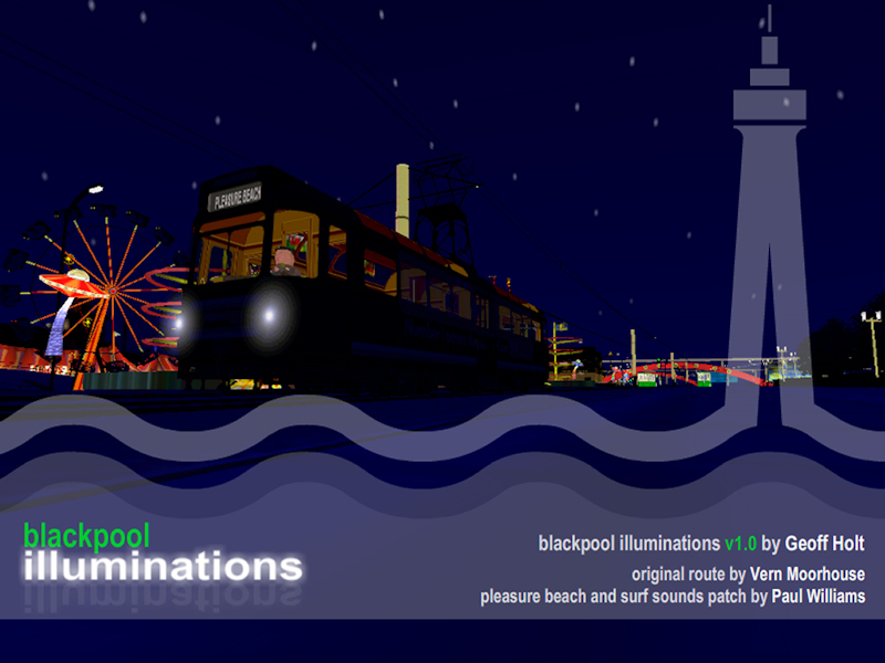 Blackpool Tramway inc Illuminations Blackpool_zpsccb7a083