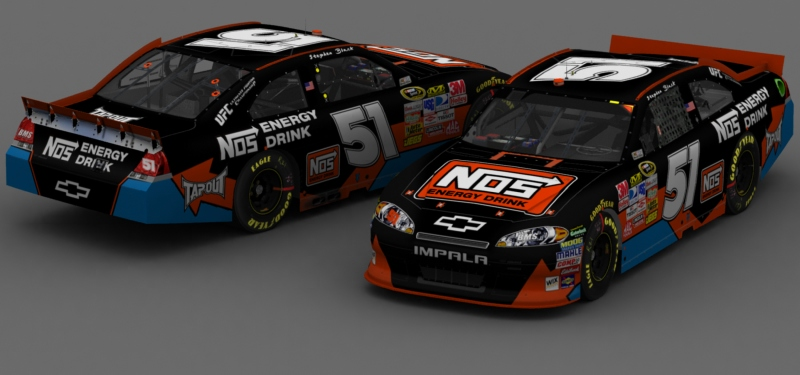 Cars For Next Season NOSCUP51