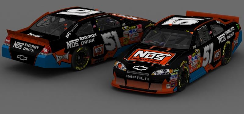 Cars For Next Season NOSST51