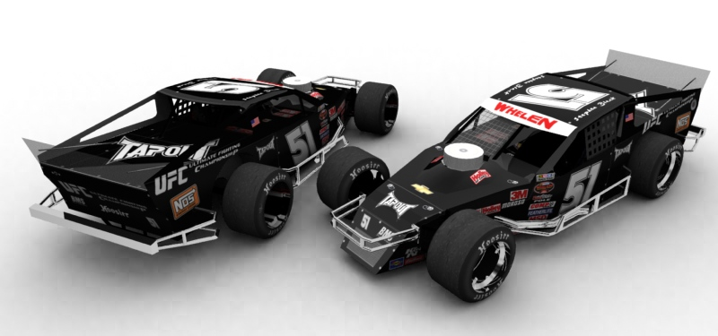 Cars For Next Season TAPOUTMOD51