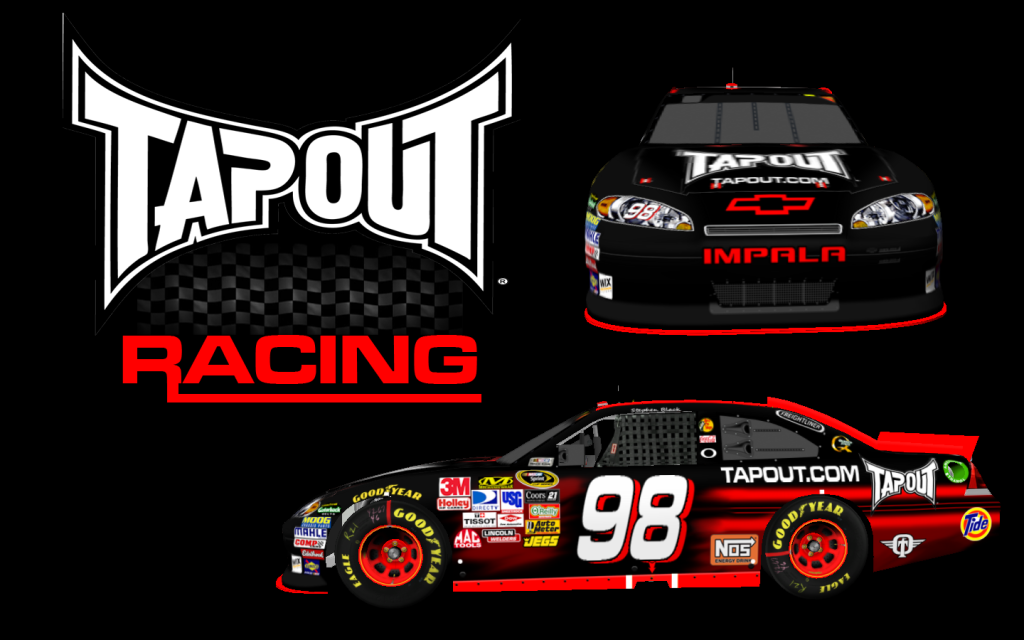 TapouT Car TAPOUTRACING98