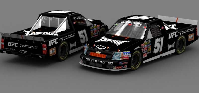 Cars For Next Season TAPOUTTRUCK51