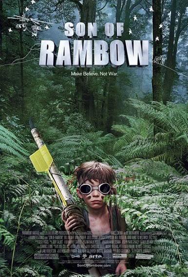 Estrenos de cine [09-01-2009] Son-of-rambow-poster