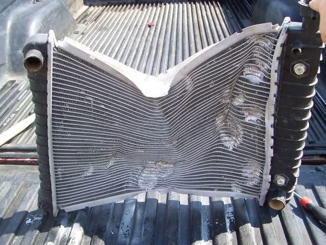 YAY!!! No more coolant leak! 7-06-09001-1