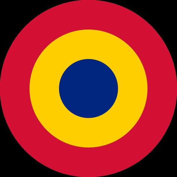 Quân đội các nước Châu Âu 600px-Roundel_of_the_Romanian_Air_F