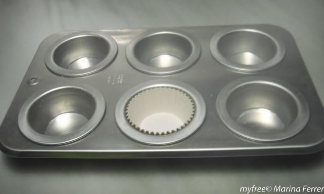 Tutorial Cupcakes II  Molde
