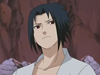 Sitting Alone... Sasuke35