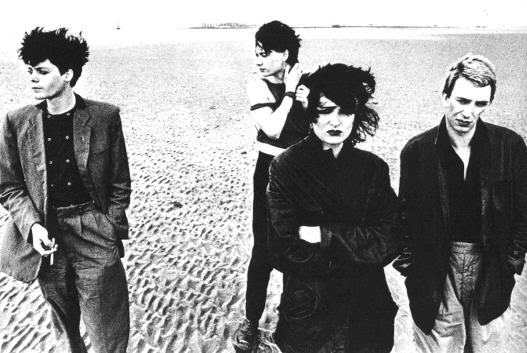 Siouxsie and The Banshees ♥    B-1979