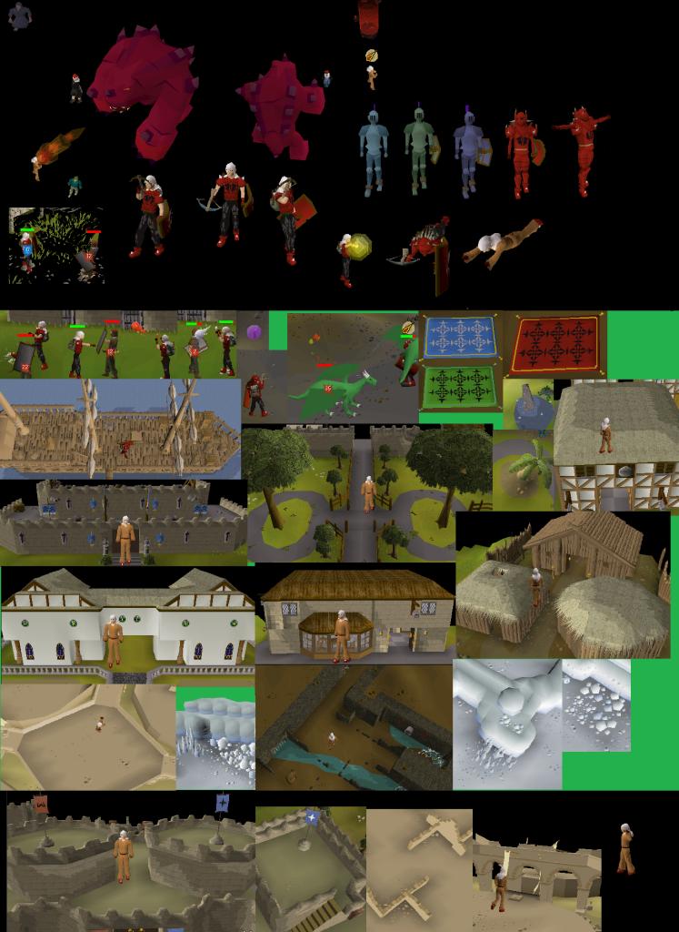 Server Sneak-Peaks #1 Collage3