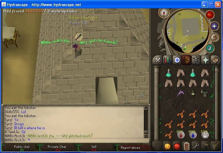 Old Server Pics FlagwarsStuckOnPyramidOwnageFtw