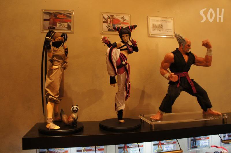 Coleção de Street Fighter: PCS e customs! DSC01515