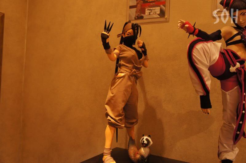 Coleção de Street Fighter: PCS e customs! DSC01516