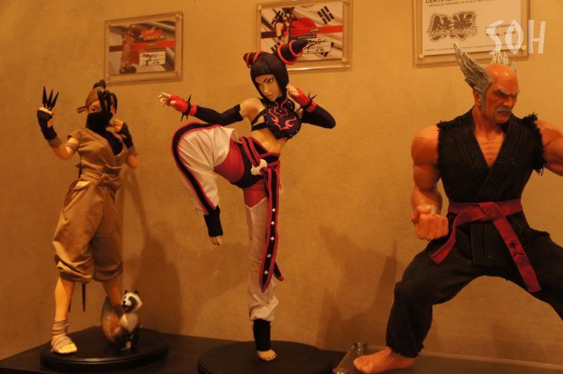 Coleção de Street Fighter: PCS e customs! DSC01517