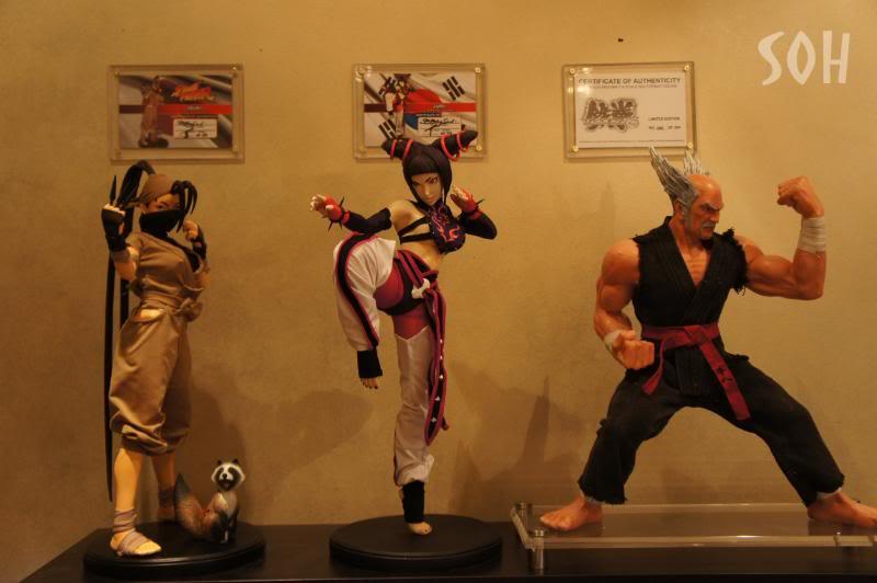 Coleção de Street Fighter: PCS e customs! DSC01519