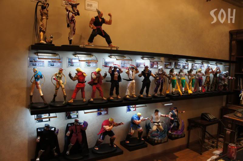 Coleção de Street Fighter: PCS e customs! DSC01520