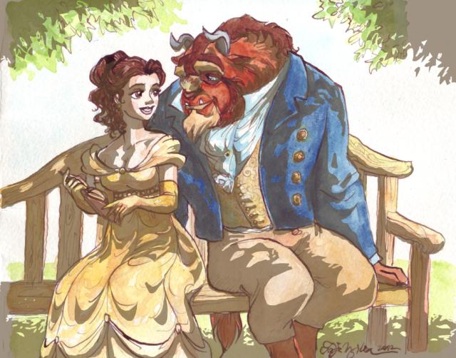 [FanArts] La Belle et la Bête ! LaBelleetlaBte885