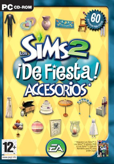 Pack de Accesorios: Los Sims 2: ¡De Fiesta! / Celebration  Defiestaportada_zps5d39dcc3