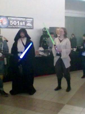 Reportage Salon Toulouse Game Show Jedi_vs_Jedi