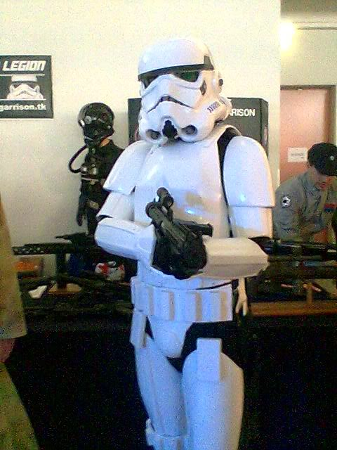 Reportage Salon Toulouse Game Show Stormtrooper