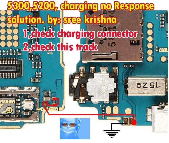 Some tricks in 52/5300..... 53005200chargingnoresponsesolution