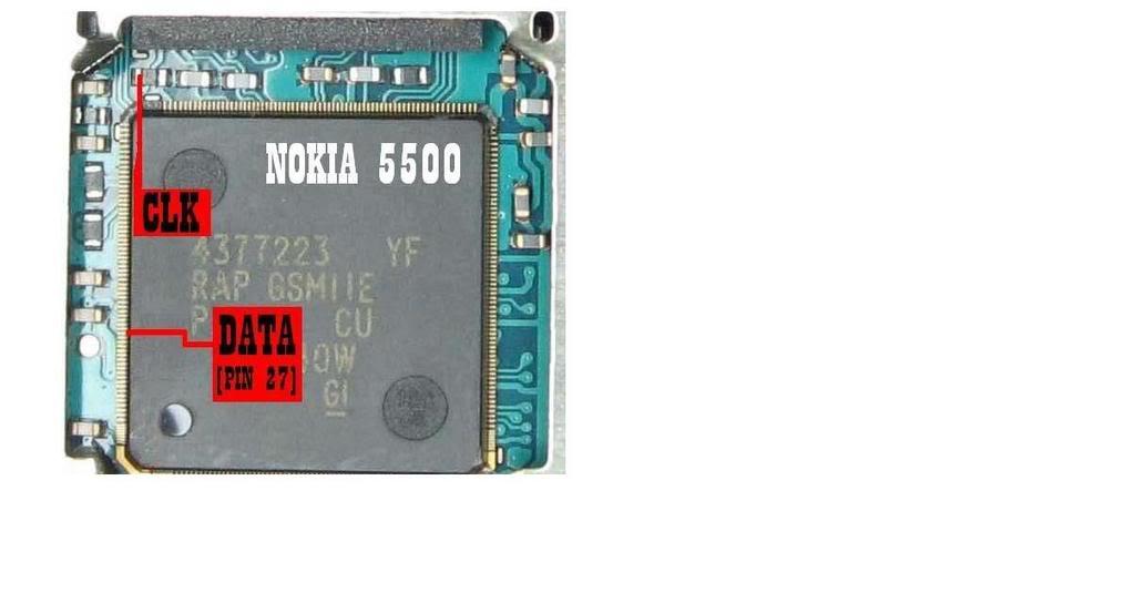 Nokia test piont....... 5500