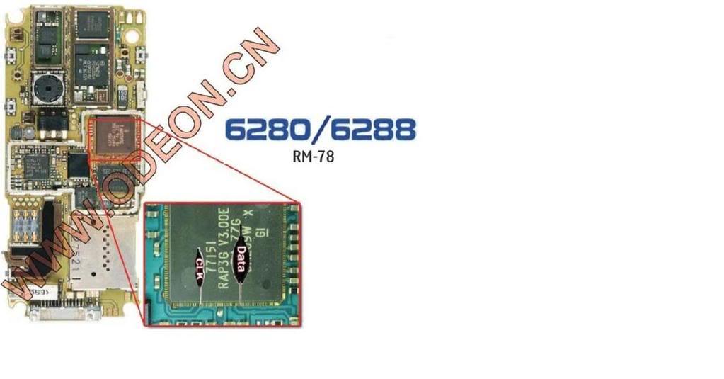 Nokia test piont....... 6280-6288