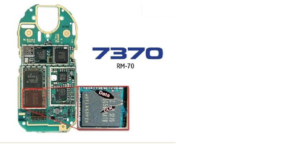 Nokia test piont....... 7370