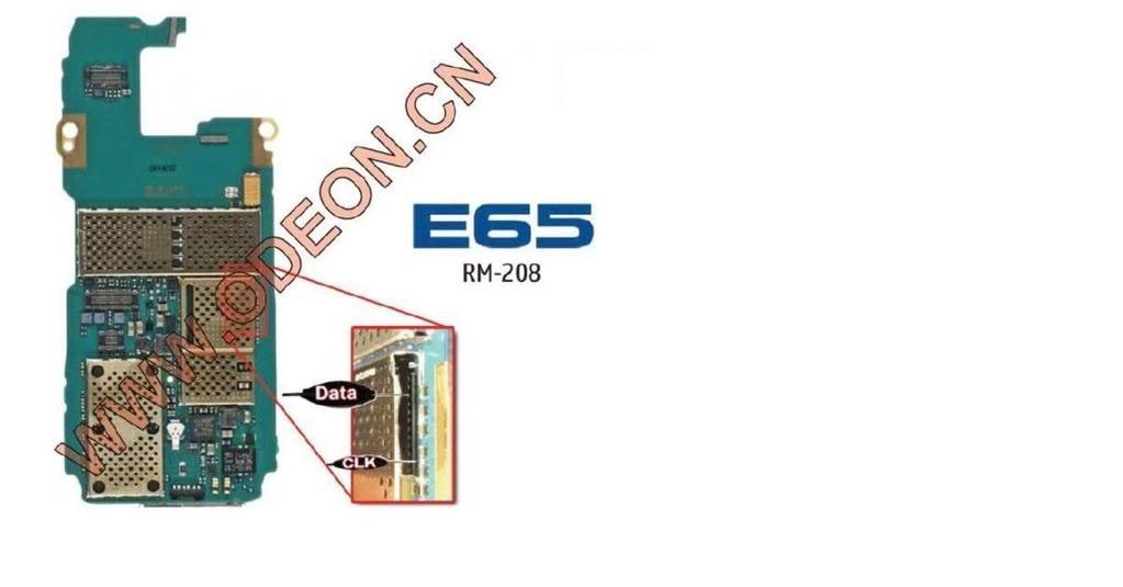 Nokia test piont....... E65