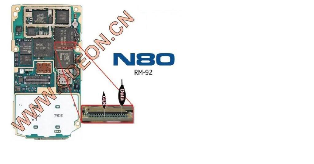 Nokia test piont....... N80