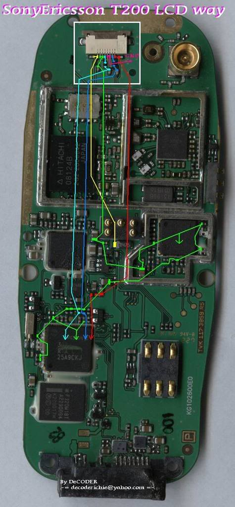 Picture diagram.... T200lcd