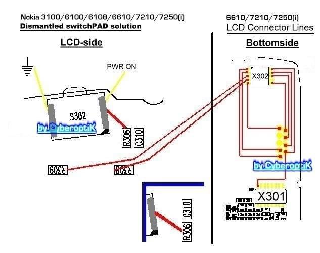 LCD Ways po mga bossing... 6610lcdways