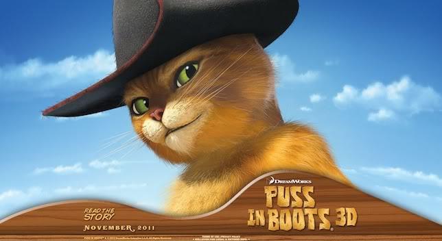 [DreamWorks] Le Chat Potté (2011) PIB
