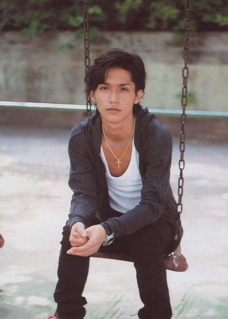 NEWS - Nishikido Ryo Clipboard01-1