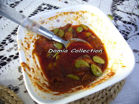 For 'Petai' lovers! Sambal