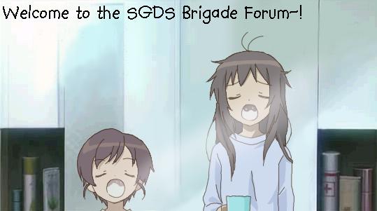 The SGDS Brigade Forum
