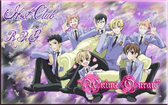 Anime Ouran High Host Club