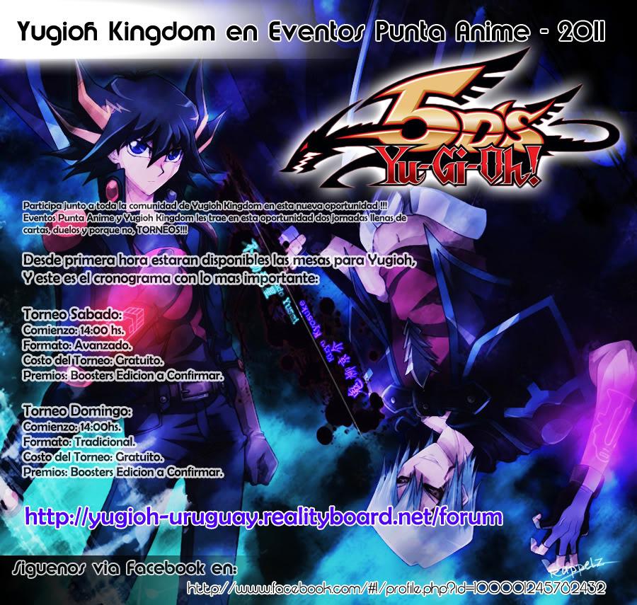 Yugioh Kingdom presente en Eventos Punta Anime 2011!!! Punta-anime-1