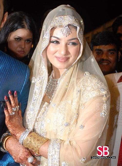 Ayesha Takia's Wedding Picx!! 11