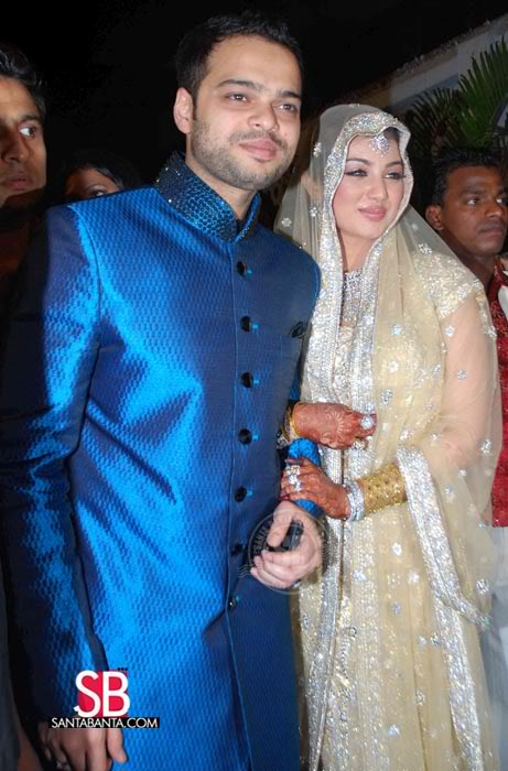 Ayesha Takia's Wedding Picx!! 12