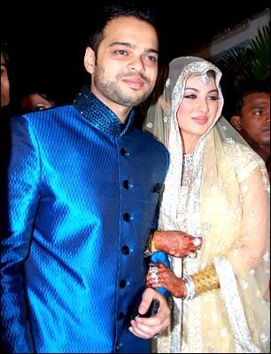 Ayesha Takia's Wedding Picx!! 13