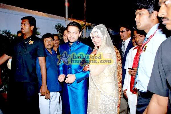 Ayesha Takia's Wedding Picx!! 14