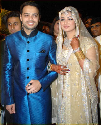 Ayesha Takia's Wedding Picx!! 15
