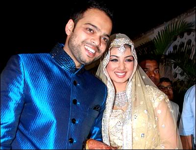 Ayesha Takia's Wedding Picx!! 6