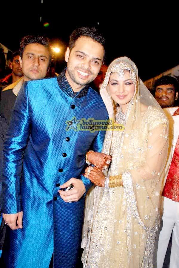 Ayesha Takia's Wedding Picx!! 7-1