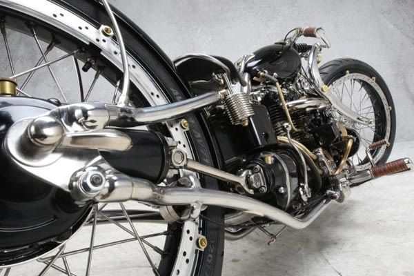 Americano vence concurso mundial de motos customizadas Cariu3