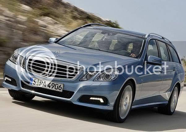 Mercedes-Benz divulga fotos da nova station wagon Classe E Pontocon