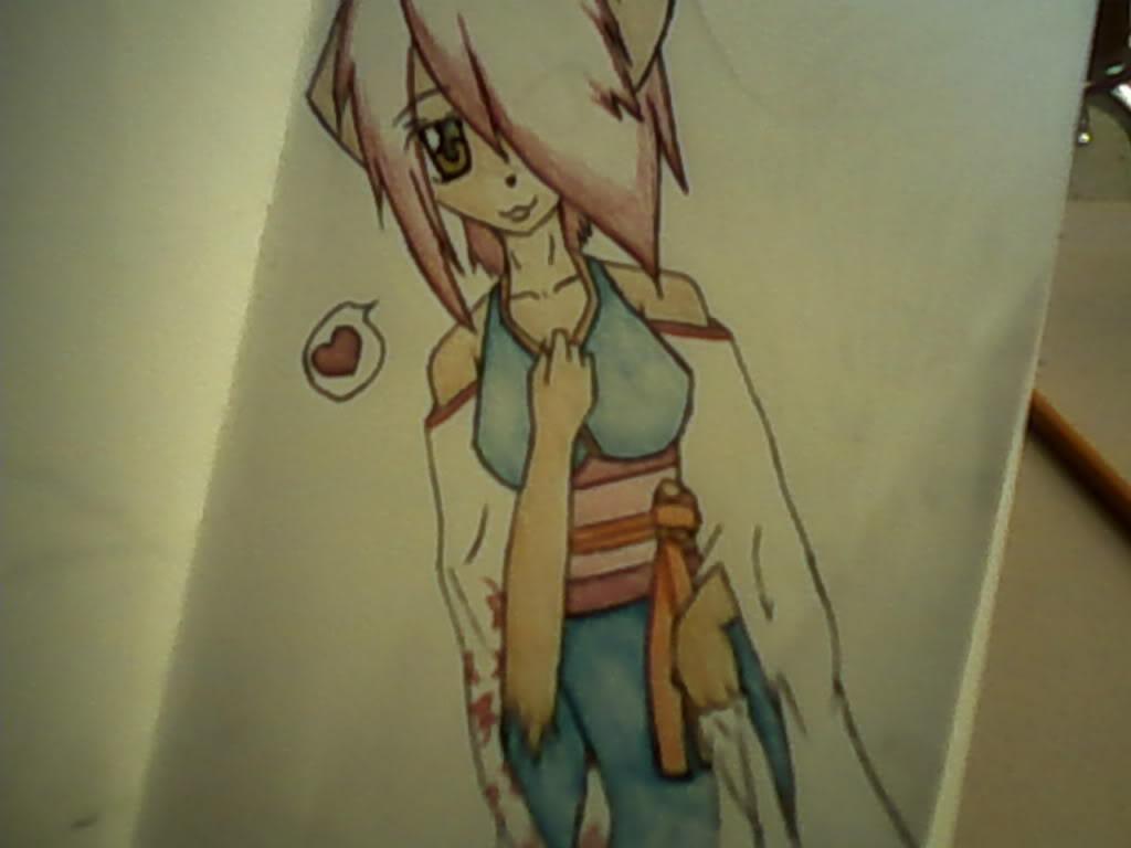 o-o arts of mine O: Lalachu004
